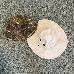 Bundle capping hat
